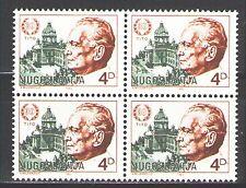 Yugoslavia1983 Sc1630 Mi1988A 1bl  mnh  30th anniv. of election of Pres. Tito