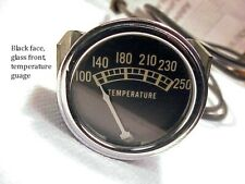 Volvo 122 Temperature Gauge w/ sensor | Fits B18 B20 heads | Used | Tested | $85