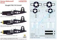 Techmod 1/72 Vought f4u-1d Corsair #72037
