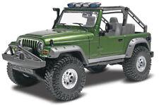 Revell 14053 - 1/25 Trucks - Jeep Wrangler Rubicon - New