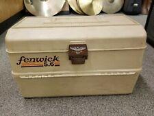 Fenwick 5.6 Tackle Box W/ 65 Glo-Shots and Misc. Tackle