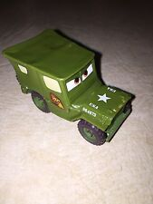 """3"""" Sarge PVC Plastic Car Cake Topper Disney Pixar Cars (3)!"""