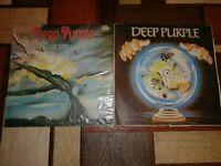 Deep purple (Stormbringer - Slaves and Masters) 2 lp vinyl russia