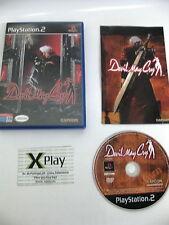 PS2 Devil my Cry Pal España completo no platinum