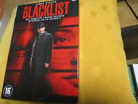"""COFFRET 5 DVD NEUF """"THE BLACKLIST - SAISON 2"""" James SPADER"""