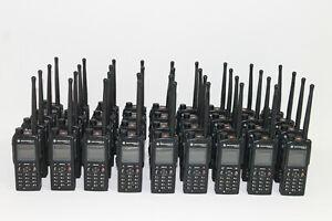 MOTOROLA MTP850s TETRA Netz MTP 850 S Handfunkgerät Profi Betriebsfunkgerät