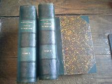 Précis de droit civil / Baudry Lacantinerie Tomes 1, 2, 3 / 1910
