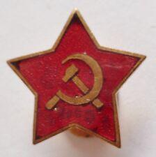 Insigne boutonnière Politique PARTI COMMUNISTE France 1930/40 Communisme patin