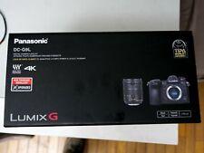 Panasonic Lumix G9 Mirrorless Camera, Black w/Leica DG 12-60/2.8-4 Lens #DC-G9LK