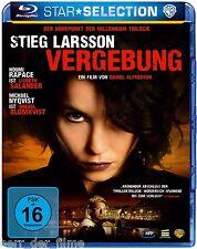 VERGEBUNG (Noomi Rapace, Michael Nyqvist) Blu-ray Disc NEU+OVP Millennium