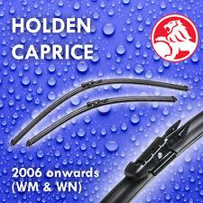 Holden Statesman Caprice WM WN HSV Grange Premium Quality Wiper Blades x2