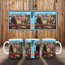 More details for the beatles sgt peppers album art mug ideal gift