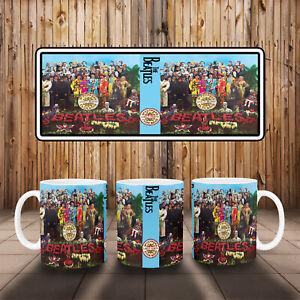 The Beatles Sgt Peppers Album Art Mug Ideal Gift
