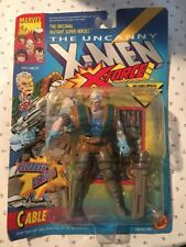 The Uncanny X-Men X-Force Cable Action Figure 1994 New in Package