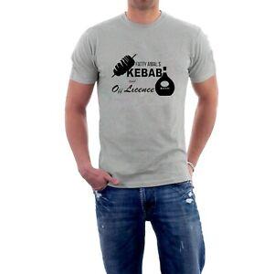 Mr Jolly Lives Next Door T-shirt Fatty Amal's Kebab & Off Licence Comic Strip