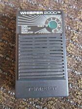 TEMPEST Whisper 2000 Super Sensitive Sound Modulator Amplifier Tested