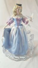 "Princess Of The Ice Palace"" 1988 Franklin Mint House Of Faberge Figurine Mint"