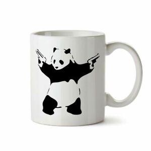 Banksy Panda Mug