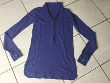 Polo ZADIG & VOLAIRE Taille S bleu
