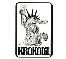 KROKODIL - Same (first) + 3 - SB CD 052 - NEU - Rock - limit. edition