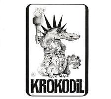 KROKODIL - Same (first) + 3 - SB CD 052 - NEU - Rock - limit. edition