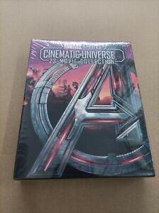 Blu-ray  Marvel Studios Cinematic Universe 23 Movie Collection (8 Disc,Box Set)