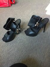 gucci strappy shoes size 38
