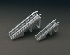 Escalator or Stairs – Indoor or Outdoor - N Scale 1:160 No Assembly Required 3D
