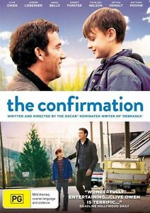 The Confirmation (dvd 2017) - brand new sealed - free post!