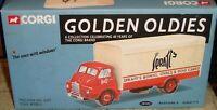CORGI GOLDEN OLDIES - BEDFORD S TRUCK - SPRATTS  - BOXED - 30303 - LTD EDITION