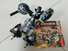 LEGO - EXO FORCE - SONIC PHANTOM - 7704 - GENUINE!
