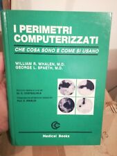 The Perimetri Computerized Whalen 1989 Medical Books Ophthalmology Ophthalmology