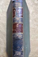 ROUSSEAU  tome 11 : Ecrits sur la musique. 1824