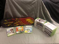 Microsoft XBOX 360 Spiele Sammlung SET RETRO Skateboard, 25 Games, RETRO...