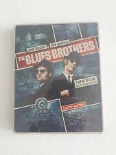 Blues Brothers  - Reel Heroes Limited Steelbook Edition (Bluray+DVD) NEU & OVP