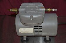 Thomas 905ca23tfe 217 Compressor Vacuum Pump 115v 60hz 30a Tested