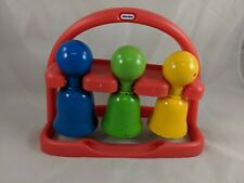 Little Tikes Tap-a-Tune Bells Playset Lot