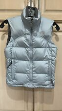 The North Face Girls 600 Goose Down Puffer Vest Small