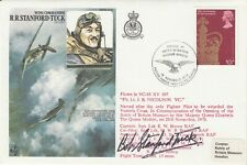 HA34c R Stanford Tuck  Own Cover Signed Bob  Stanford Tuck Battle of Britain .