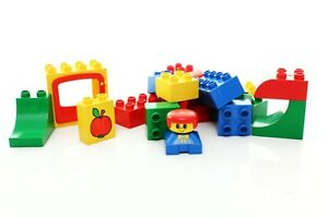 Lego Duplo Basic Set Set 2327 Supplementary Bricks 100% complete