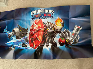 Skylanders trap team poster