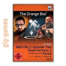 The Orange Box Pack (Half-Life 2 + Episode 1 & 2 + Portal) PC Steam MultiL Regfr