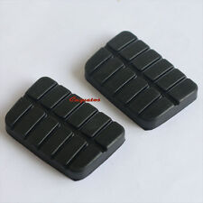 Clutch Brake Pedals Rubber Cover Fit Nissan Navara D21 D22