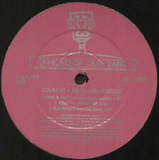 COLDCUT - Some Like De Cold - Ahead Of Unsere Time - CCUT LP 2 - Uk