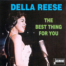 Best Thing for You by Della Reese (CD, May-1997, Jasmine Records)