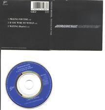 "george michael - praying for time rare 3"" cd single"
