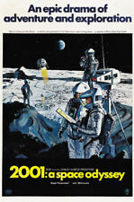 2001: A space odyssey Stanley Kubrick movie poster #16