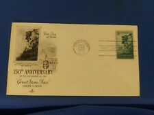 """Scott #1068 3 Cent Stamp Honoring The """"Great Stone Face"""" First Day Issue"""