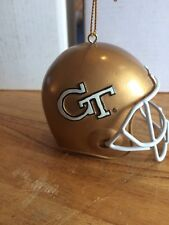 Georgia Tech Helmet Ornament The Memory Co New Collectable 2006