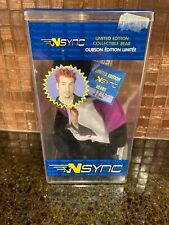 "NSync Beanie Baby ""Joey"" Ltd Ed. Numbered In Box"